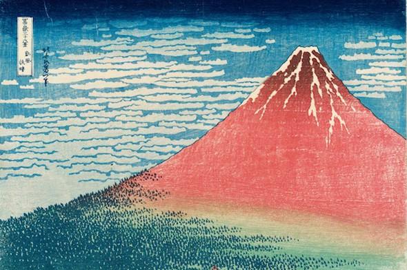 L'art du Mont Fuji