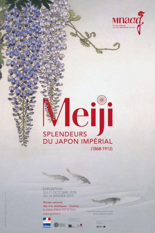 Meiji : Splendeurs du Japon impérial (1868-1912)