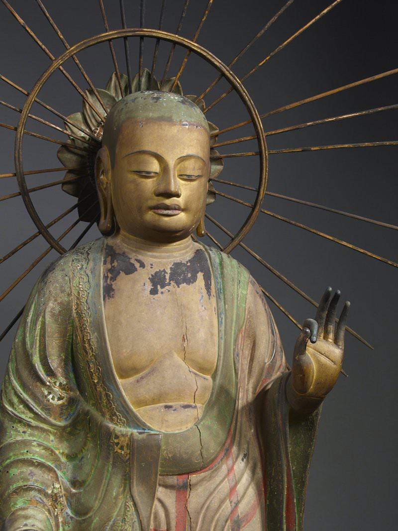 Nara : Trésors du bouddhisme japonais