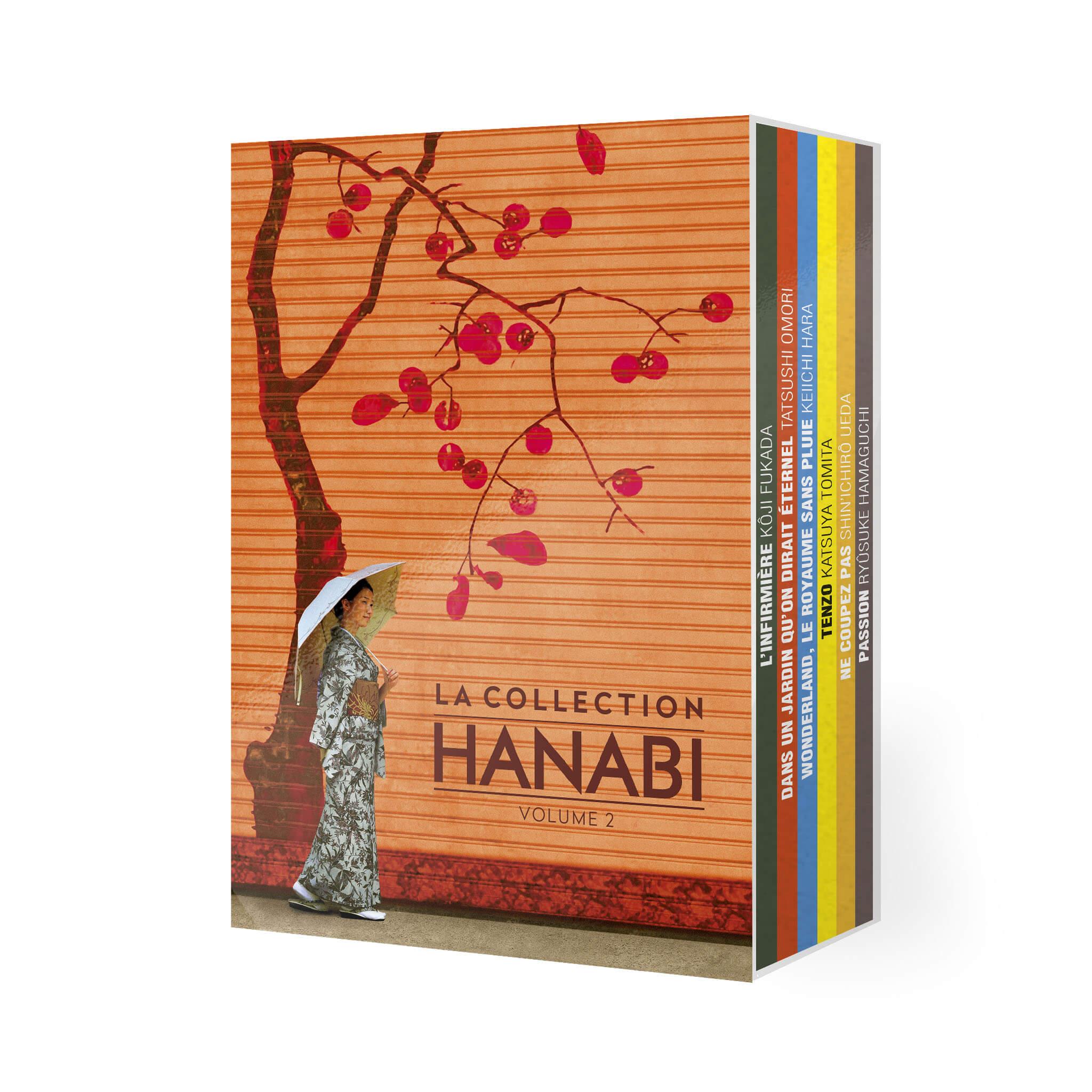 Adhérez à l'association HANABI et recevez un coffret collector !
