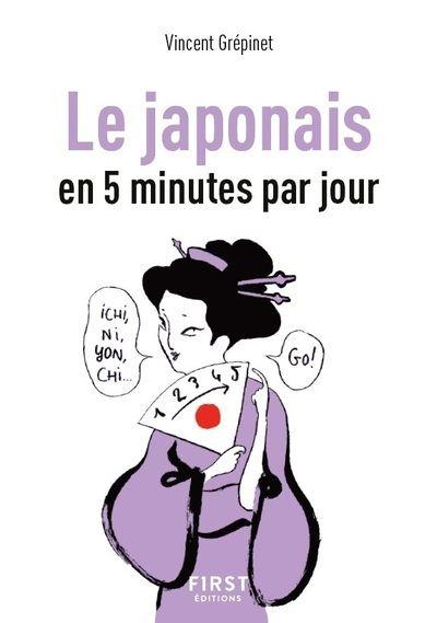 Le japonais en 5 minutes par jour