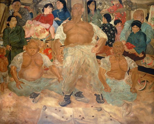 Foujita : Œuvres d'une vie (1886-1968)