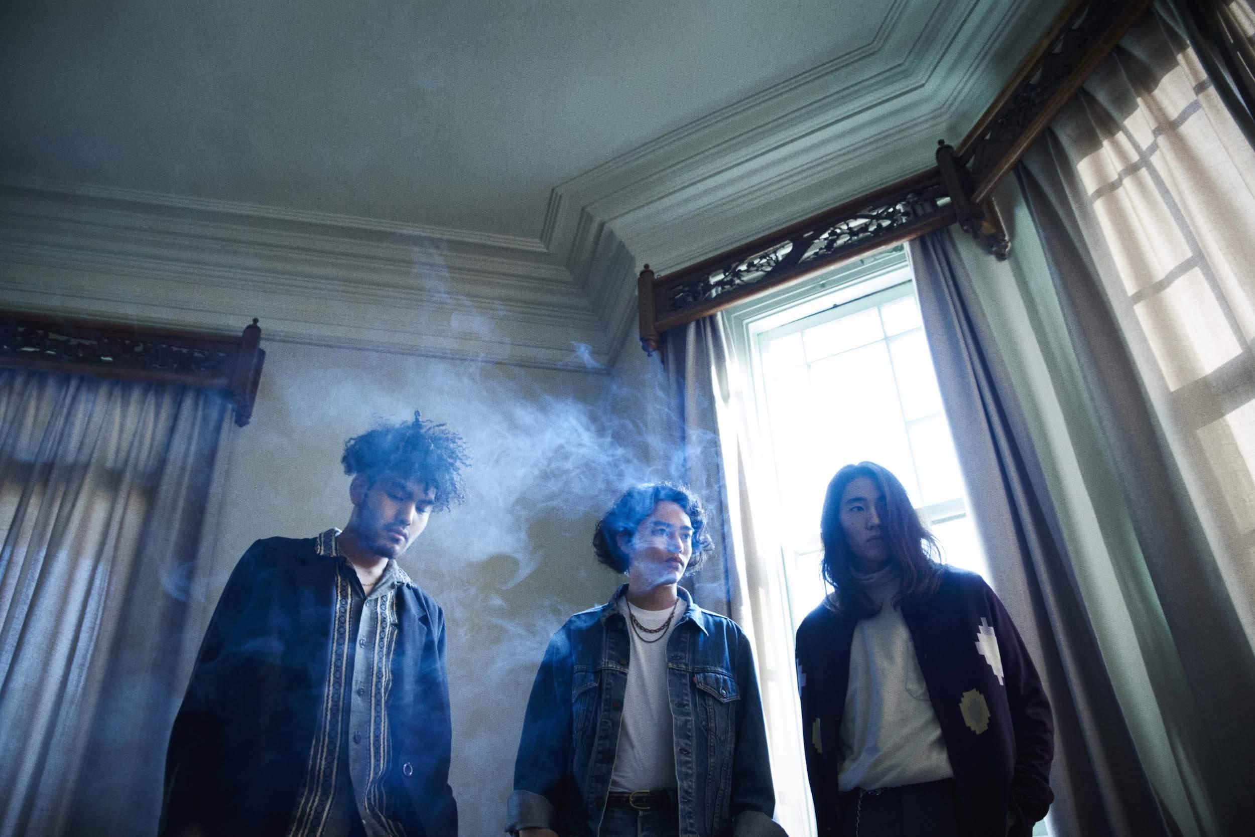 Interview de THE FIN., un groupe japonais de musique indie rock