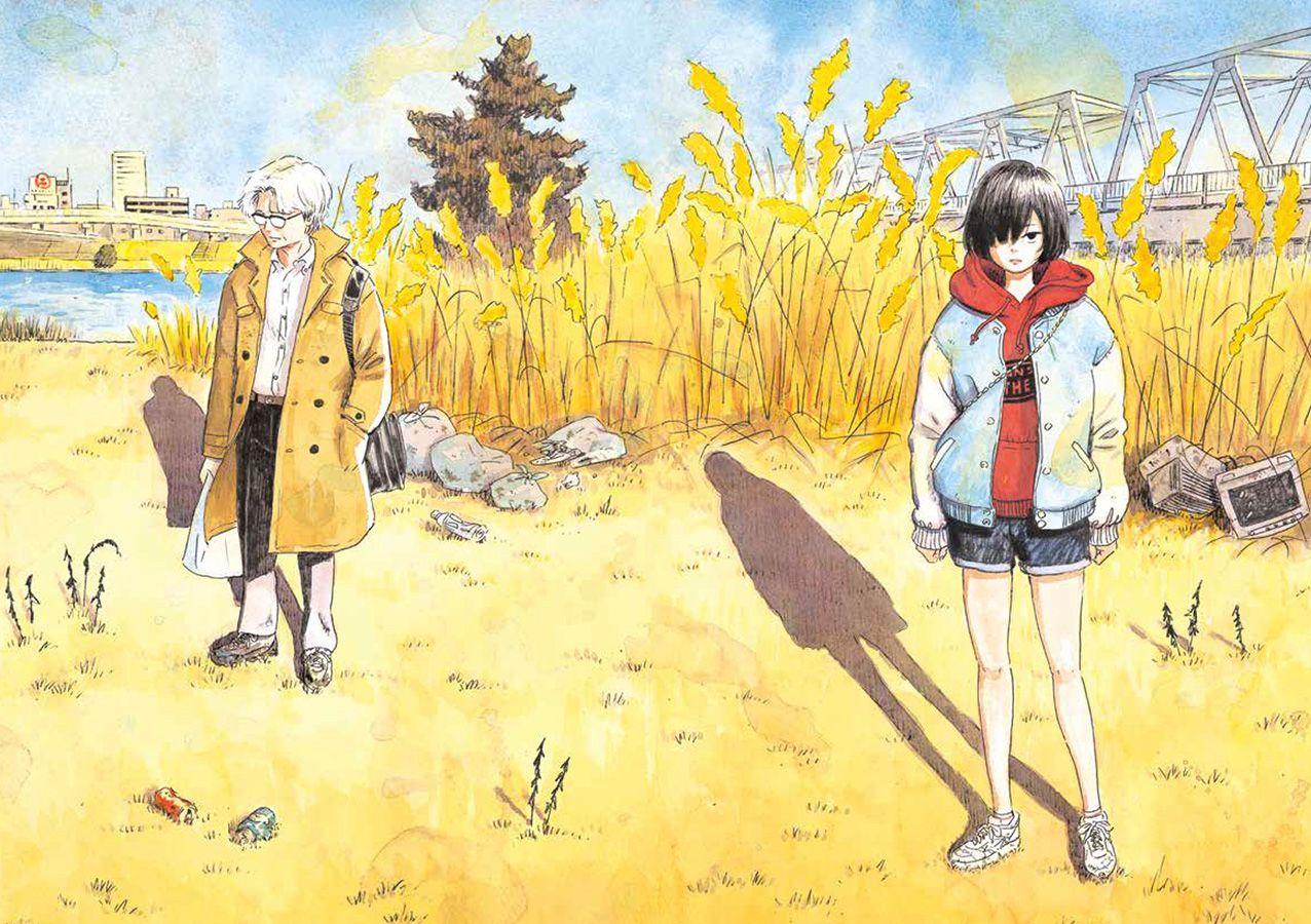 Mauvaise Herbe, vol. I-III, de Keigo Shinzo