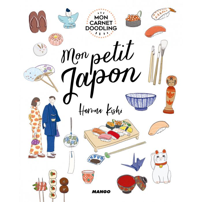 Le Japon chez Mango Éditions