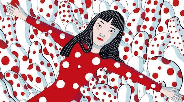 """Kusama : obsessions, amours et art"""