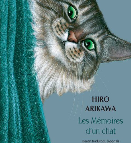 «Les Mémoires d'un chat» de Hiro Arikawa