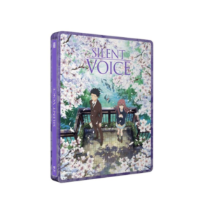 Silent voice steelbook