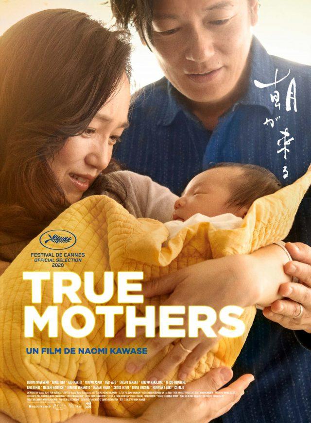 TRUE MOTHERS affiche
