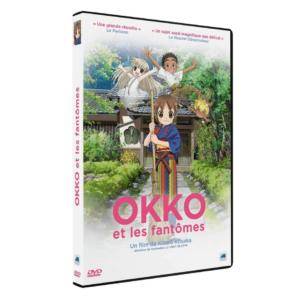 okko et les fantômes dvd